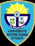 Logo of Université Notre Dame d'Haïti